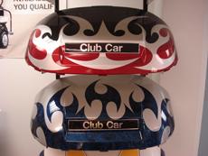 cheap custom golf cart parts for sale nerf bars