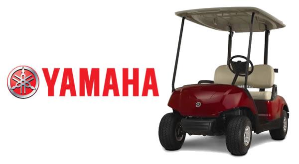 yamaha new golf carts for sale