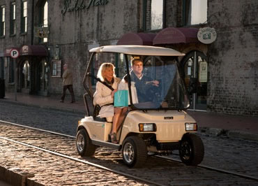 LSV street legal golf carts