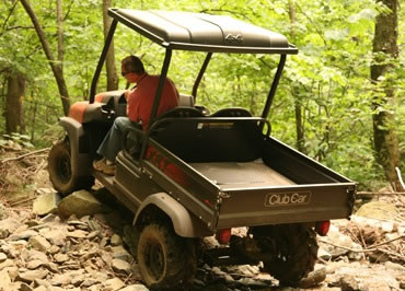 affordable 4x4 Golf Cart