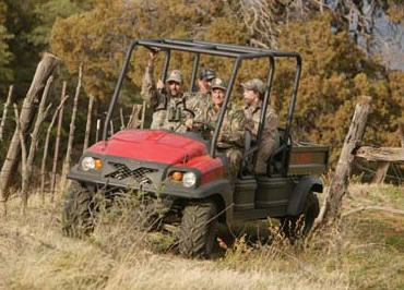 4x4 Golf Cart Consumer Utility Vehicles Cgc