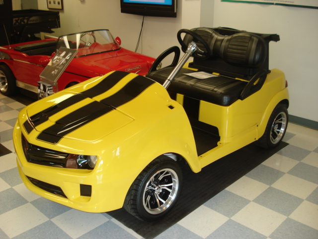 Customized Golf Carts For Sale Cgc