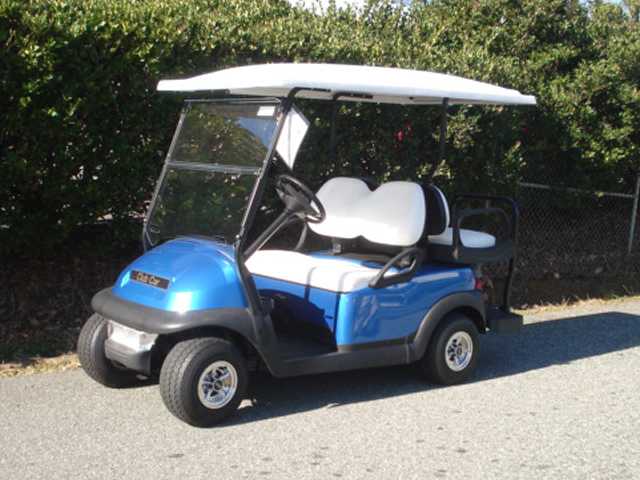 club car at carolina golf cars charlotte NC http://carolinagolfcars.com
