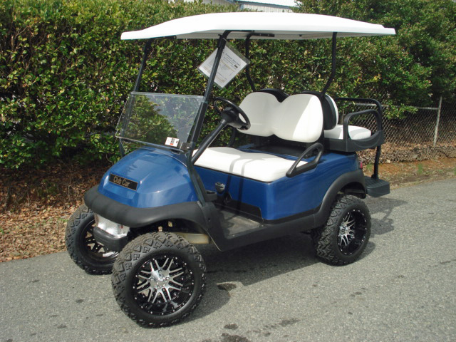 club car at carolina golf cars charlotte NC