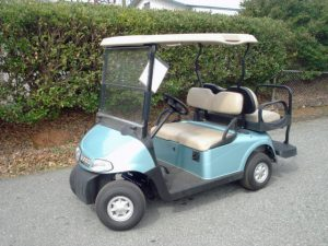 club car at carolina golf cars charlotte NC