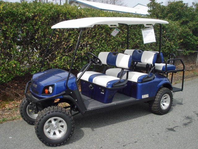 club car at carolina golf cars charlotte NC https://carolinagolfcars.com