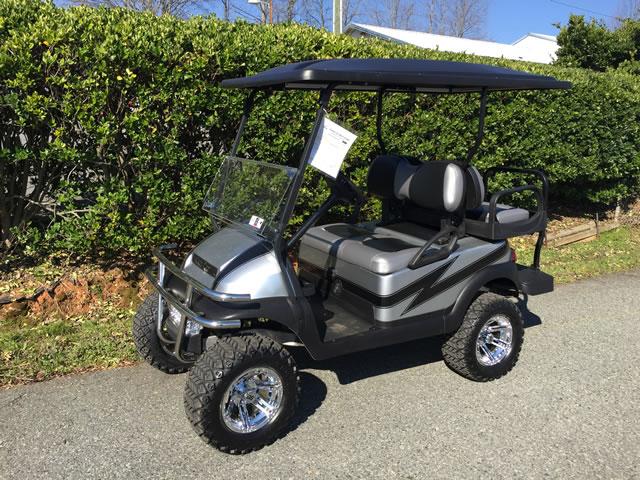 2012 Club Car Precedent 48V