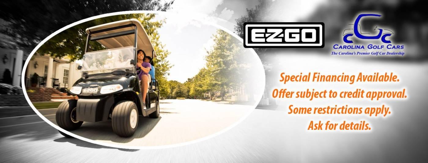 golf cart sale, EZGO golf cart
