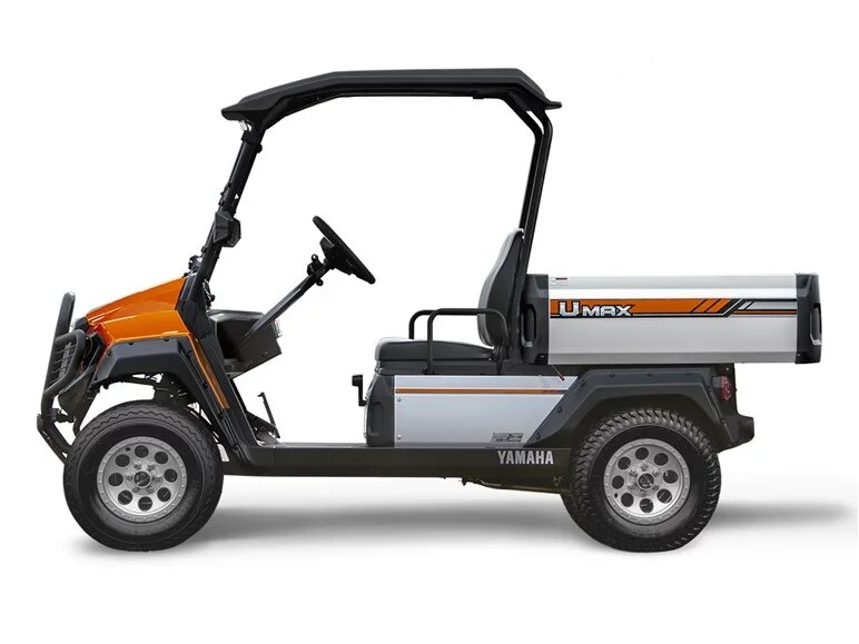 UMAX Rally LProfile SILO Orange