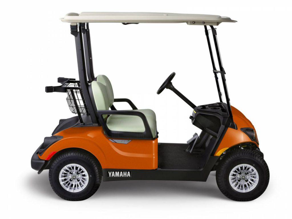 Yamaha DRIVE2 New Carts