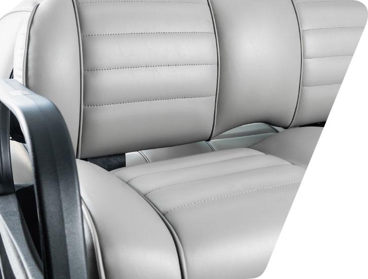 Grey Premium Seats