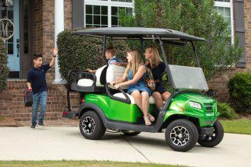 Onward Four Passenger Synergy Green Driveway HR 2 Custom 1