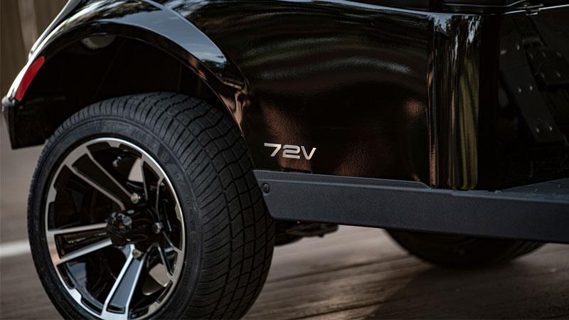 72V-powertrain