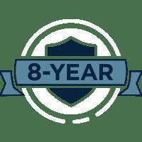 Liberty 8 Year Warranty Icon